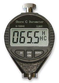 Härteprüfgerät Shore C Durometer mit integriertem Schlaggerät