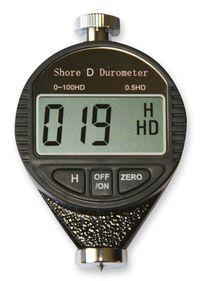 Härteprüfgerät Shore D Durometer mit integriertem Schlaggerät