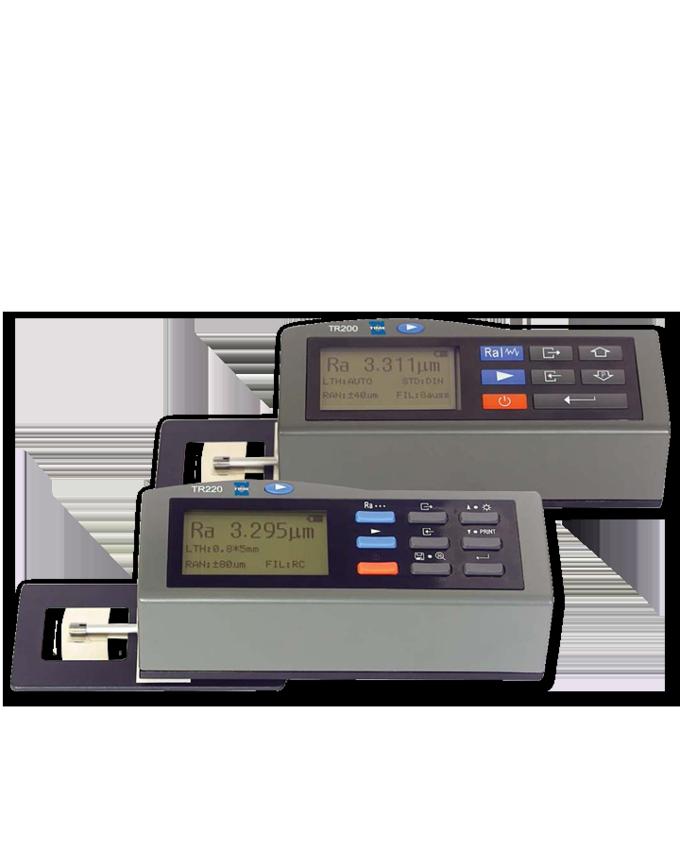 Rauheitsmessgeräte TR200 / TR220