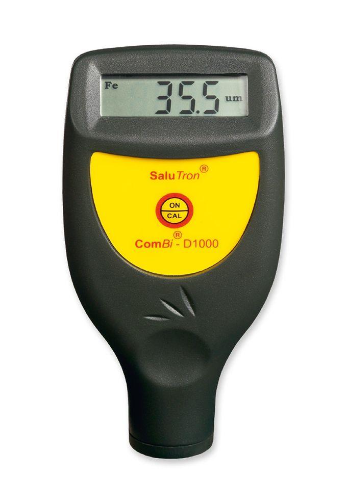 Die Schichtdickenmessgeräte des Typ ComBi D1000 im Einsatz