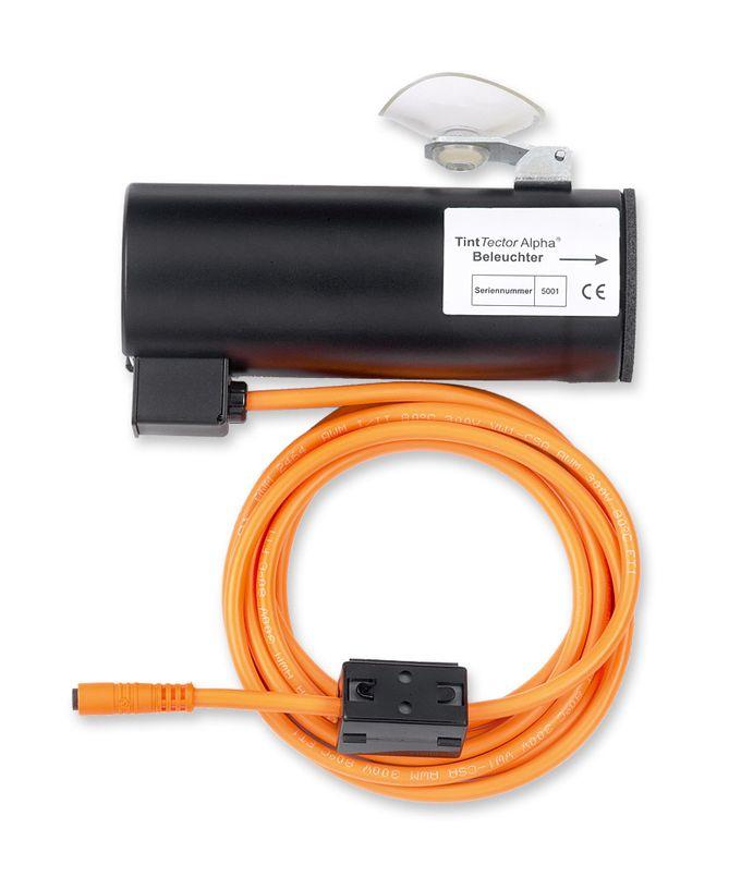Tönungsmessgerät TintTector Alpha - Beleuchter