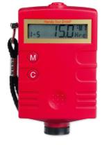 Härtemessgerät HardyTest D100 von SaluTron mit integriertem Schlaggerät