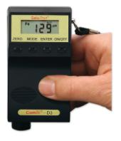 Coating thickness gauge SaluTron ComBi D3