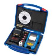 Coating thickness gauge SaluTron ComBi D3 ProfiSet